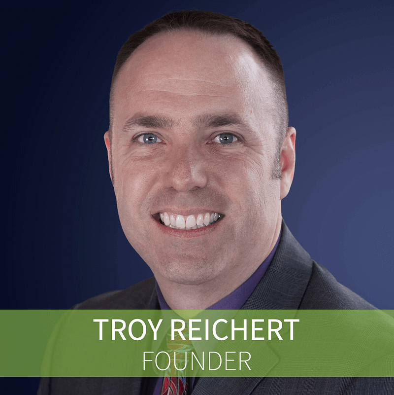 Troy Reichert Founder Headshot
